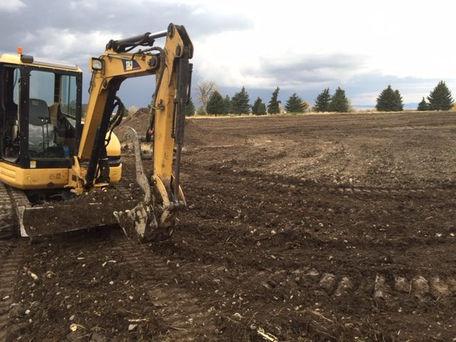 Dirt Work and Lot Prep - Dirt Prep Idaho Falls