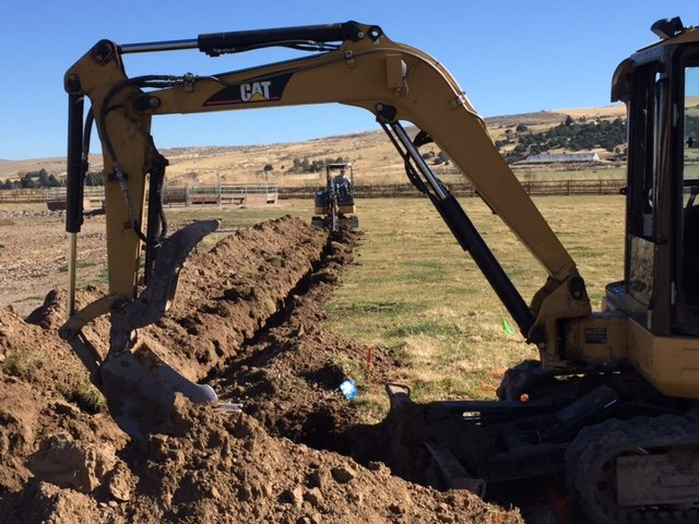 Excavating - Mini Excavating Idaho Falls