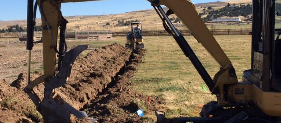 Excavating - Mini Excavating Idaho Falls