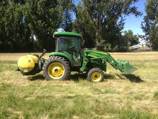 Green Tractor - Tractor Work Idaho Falls